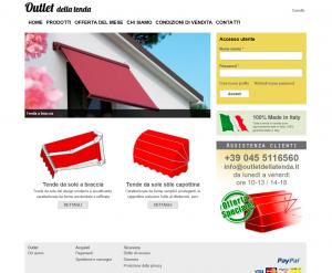 sito ecommerce